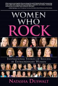 Women Who Rock - Book Cover