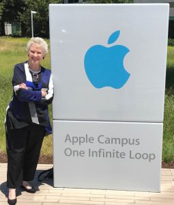 Roberta Perry at Apple